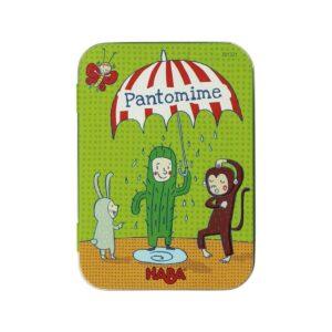 Пантомима - детска настолна игра