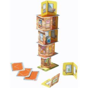 Супер Рино - детска настолна игра - компоненти