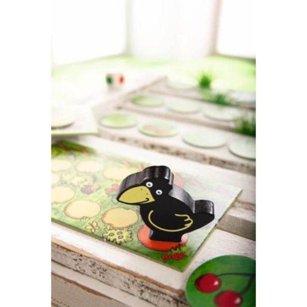 Овощна градина Мемо - детска настолна игра - компоненти