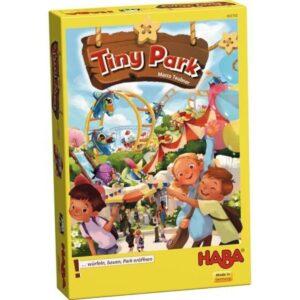 Лунапарк - детска настолна игра
