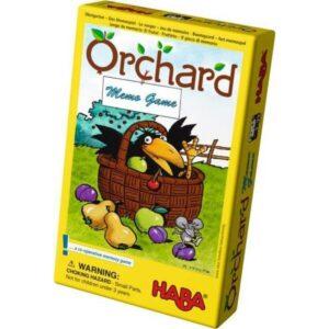 Овощна градина Мемо - детска настолна игра