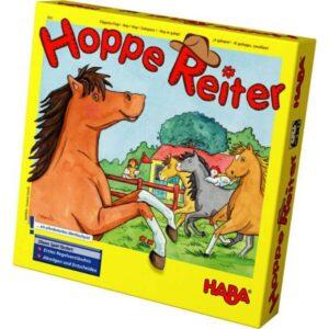 Хоп в галоп - детска настолна игра