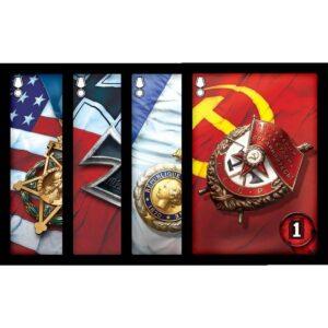World of tanks: Rush - стратегическа игра - компоненти