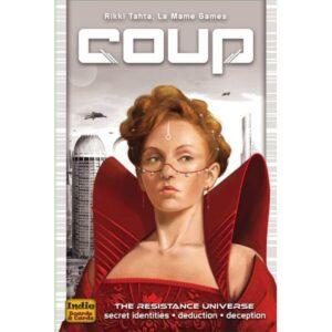 Coup - парти настолна игра