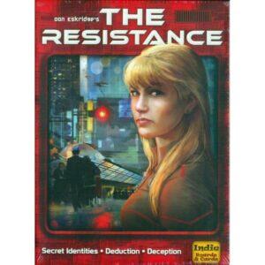 The Resistance - парти настолна игра