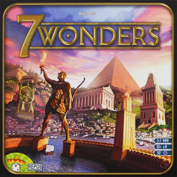 7 Wonders - стратегическа игра
