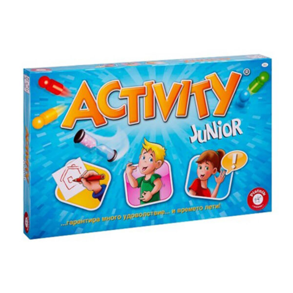 Activity Junior игра