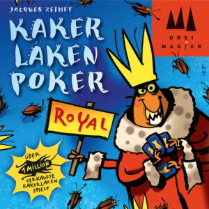 Cockroach Poker Royal - Парти настолна игра