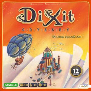 Dixit Odyssey игра