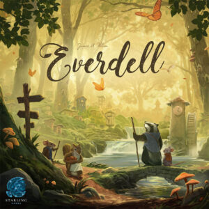 Everdell - стратегическа игра