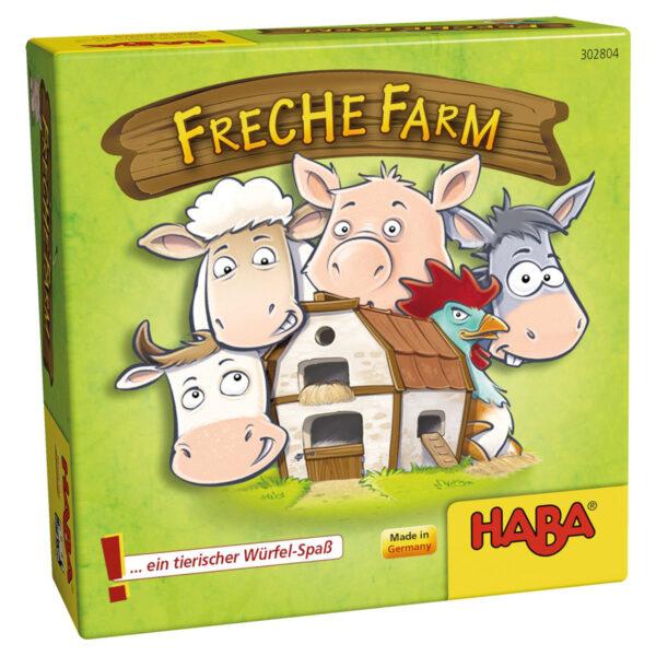 Хаос във фермата - детска настолна игра