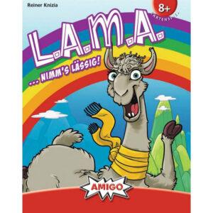 LAMA - настолна игра