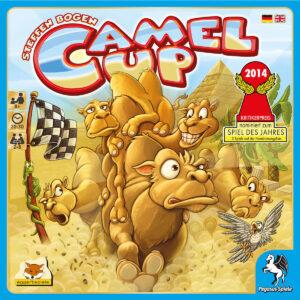 Camel Up - семейна настолна игра