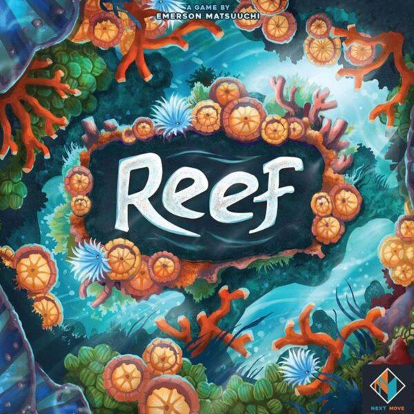 Reef - Семейна настолна игра