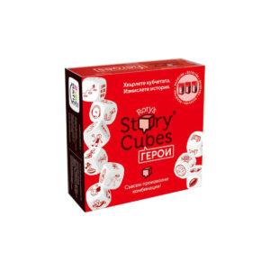 Rory's Story Cubes Герои - парти настолна игра