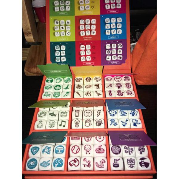 Rory's Story Cubes - парти настолна игра