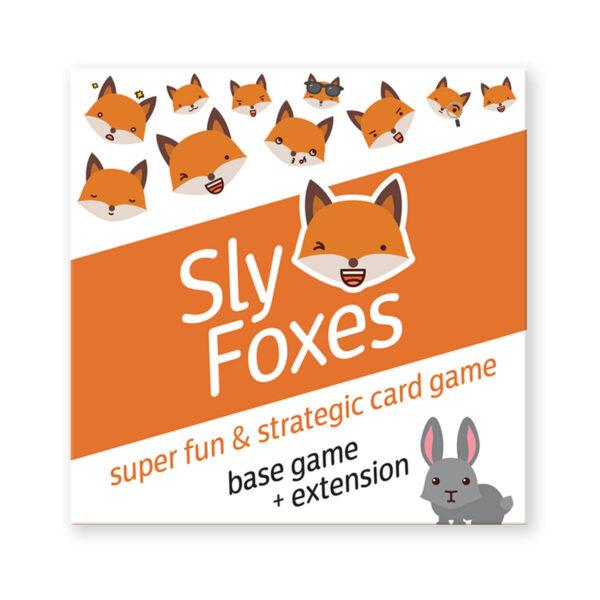 Sly Foxes - настолна игра