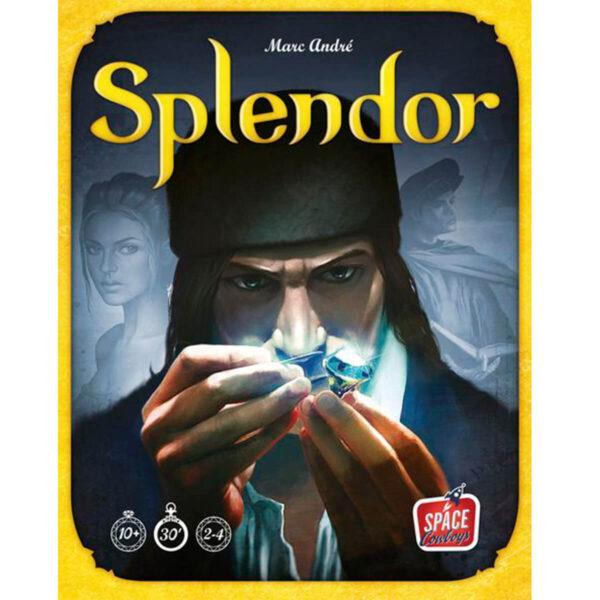 Splendor - семейна настолна игра