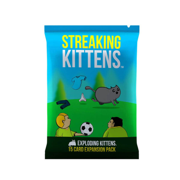 Streaking Kittens - прати игра