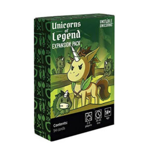 Unstable Unicorns: Unicorns of Legend - разширение