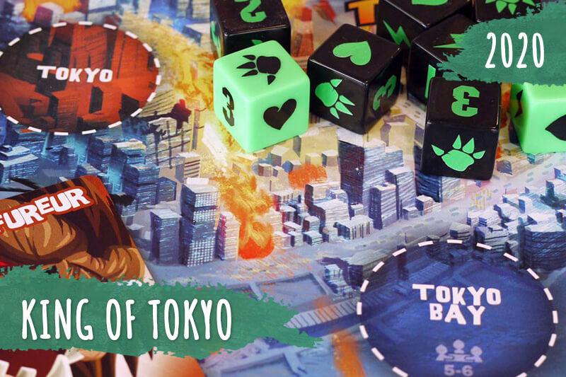 King of Tokyo настолна игра