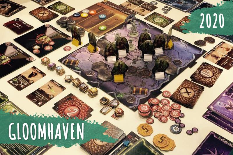 Gloomhaven настолна игра