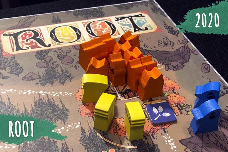 Root настолна игра