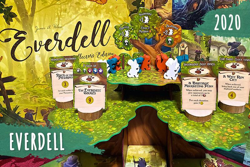 Everdell настолна игра