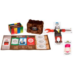 Bears vs Babies - парти игра - компоненти