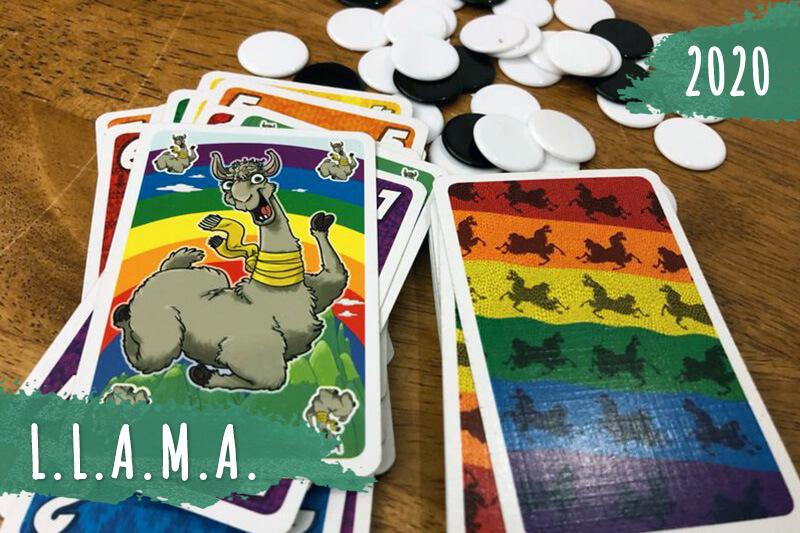 L.L.A.M.A настолна игра