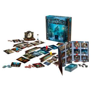 Mysterium - кооперативна игра - компоненти