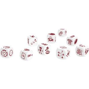Rory's Story Cubes Герои - парти настолна игра - зарове