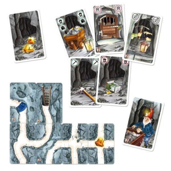 Саботьор 1+2 карти