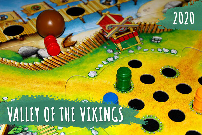 Valley of the vikings настолна игра