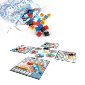 Azul българско издание-компоненти