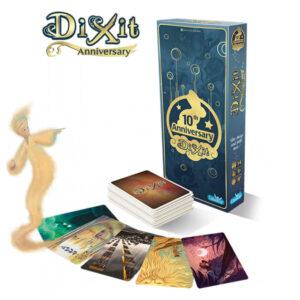 Dixit: 10th Anniversary компоненти