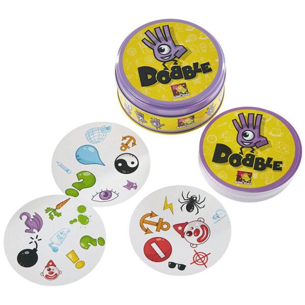Dobble - парти настолна игра - карти