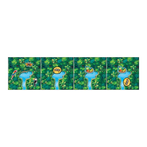 Каркасон Амазонка - плочки