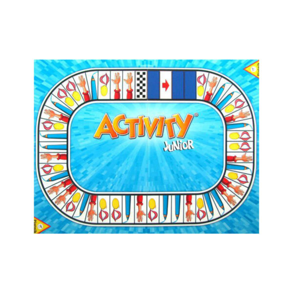 Activity Junior настолна игра с асоциации