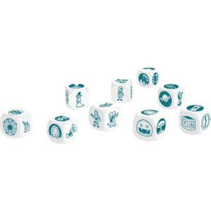 Rory's Story Cubes Астро - парти настолна игра - зарове