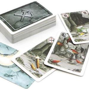 Саботьор игра с карти и джуджета