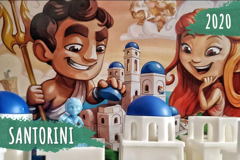 Santorini настолна игра