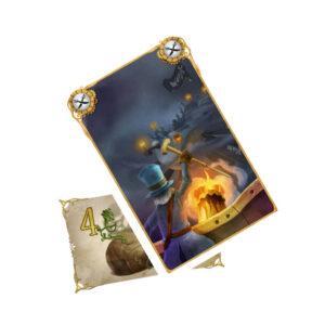 Celestia - семейна настолна игра - карти