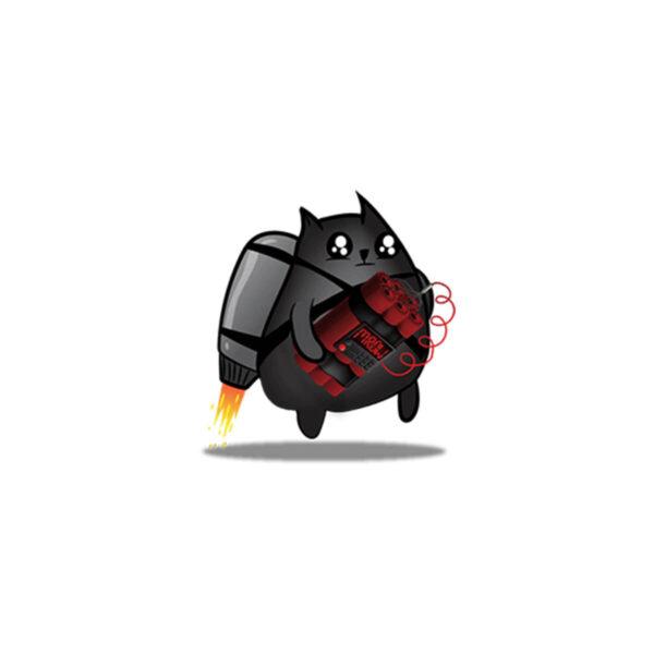 Експлодиращи котета - парти настолна игра - арт