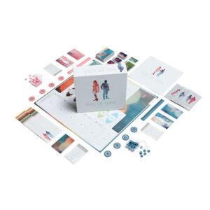 Fog of love - настолна игра - компоненти