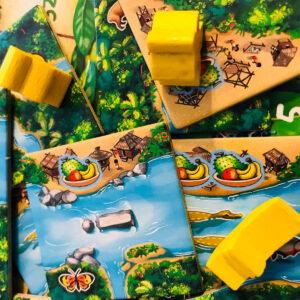 Каркасон Амазонка - компоненти