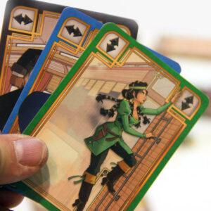 Колт Експрес - семейна настолна игра - карти