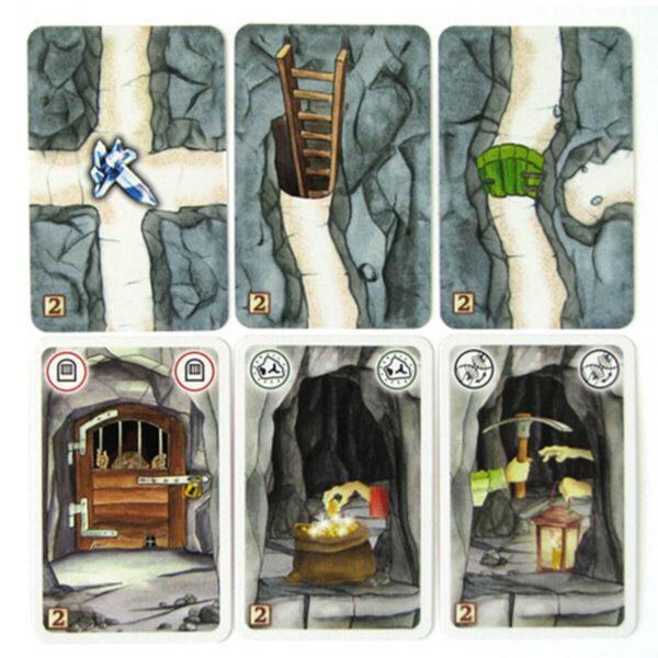 Саботьор 1+2 нови карти
