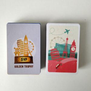 Travelin' New Edition - парти игра - карти
