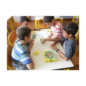Боабаб - детска настолна игра - реална обстановка